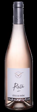 Côtes du Rhône Rosé 2019 « 3 Saints »